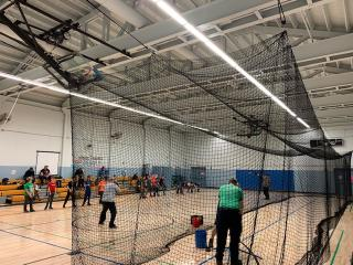 Preseason Pitching , Catching and Throwing Clinic  For Conval Cal Ripken players  6:00-7:30. Must carry in clean gym shoes